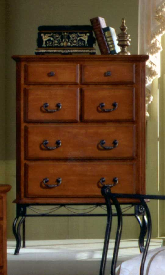 Hillsdale Camelot Chest in Cherry