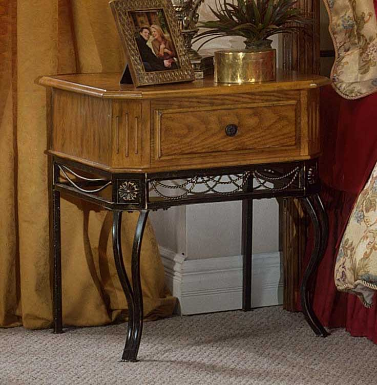 Hillsdale Camelot Bedroom Collection Oak HD B1710 At
