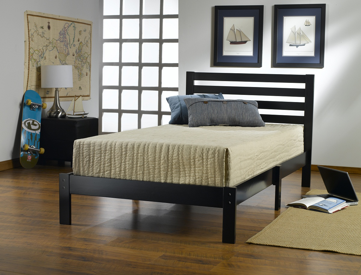 Hillsdale Aiden Twin Bed - Black