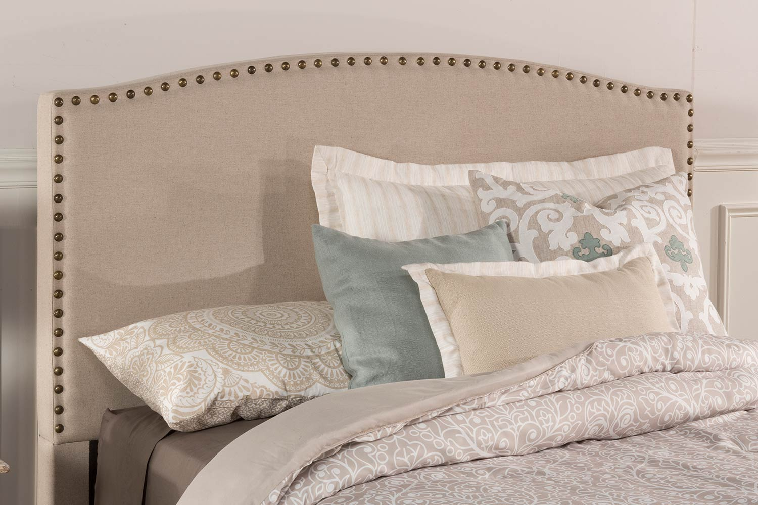 Hillsdale Kerstein Headboard - Light Taupe