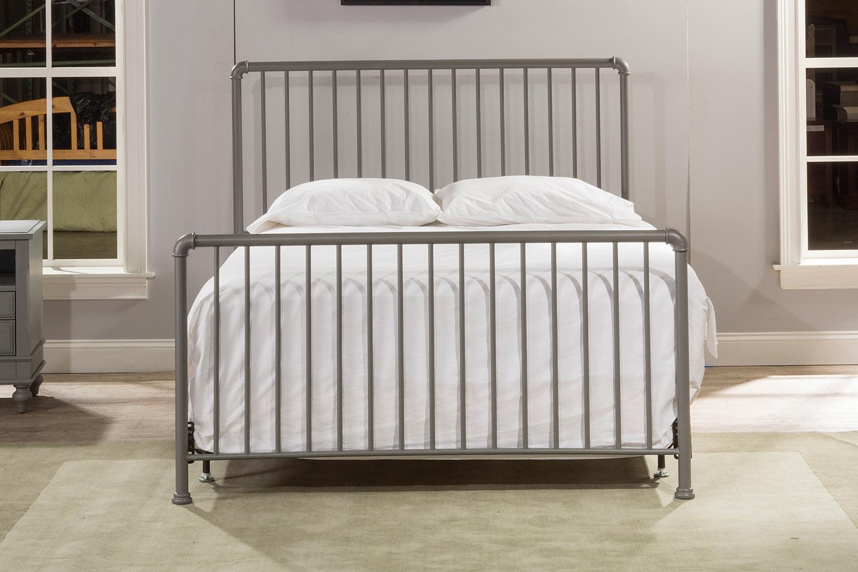 Hillsdale Brandi Bed - Stone