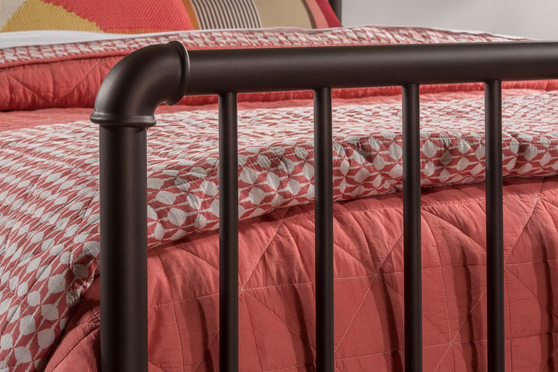 Hillsdale Brandi Bed - Oiled Bronze