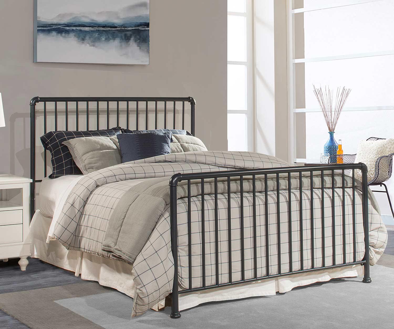 Hillsdale Brandi Bed - Navy