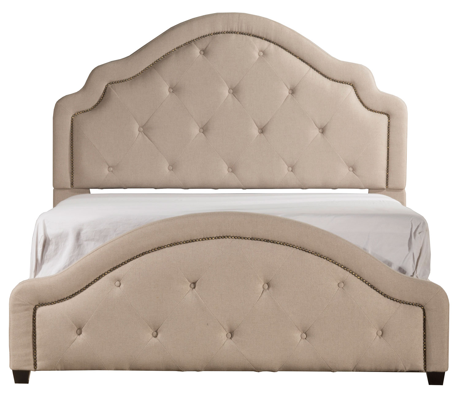 Hillsdale Belize Bed - Natural