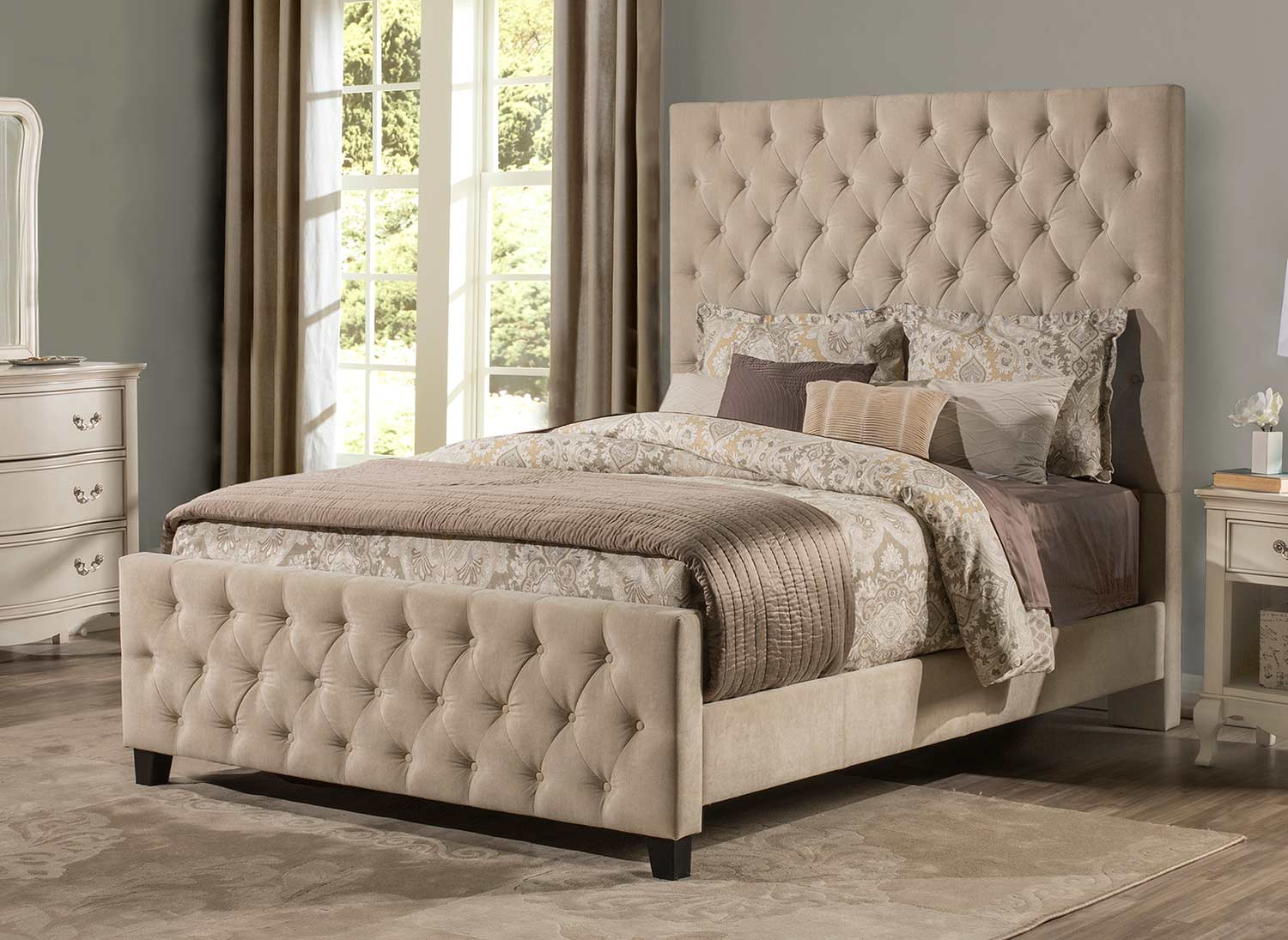 Hillsdale Savannah Bed - Beige