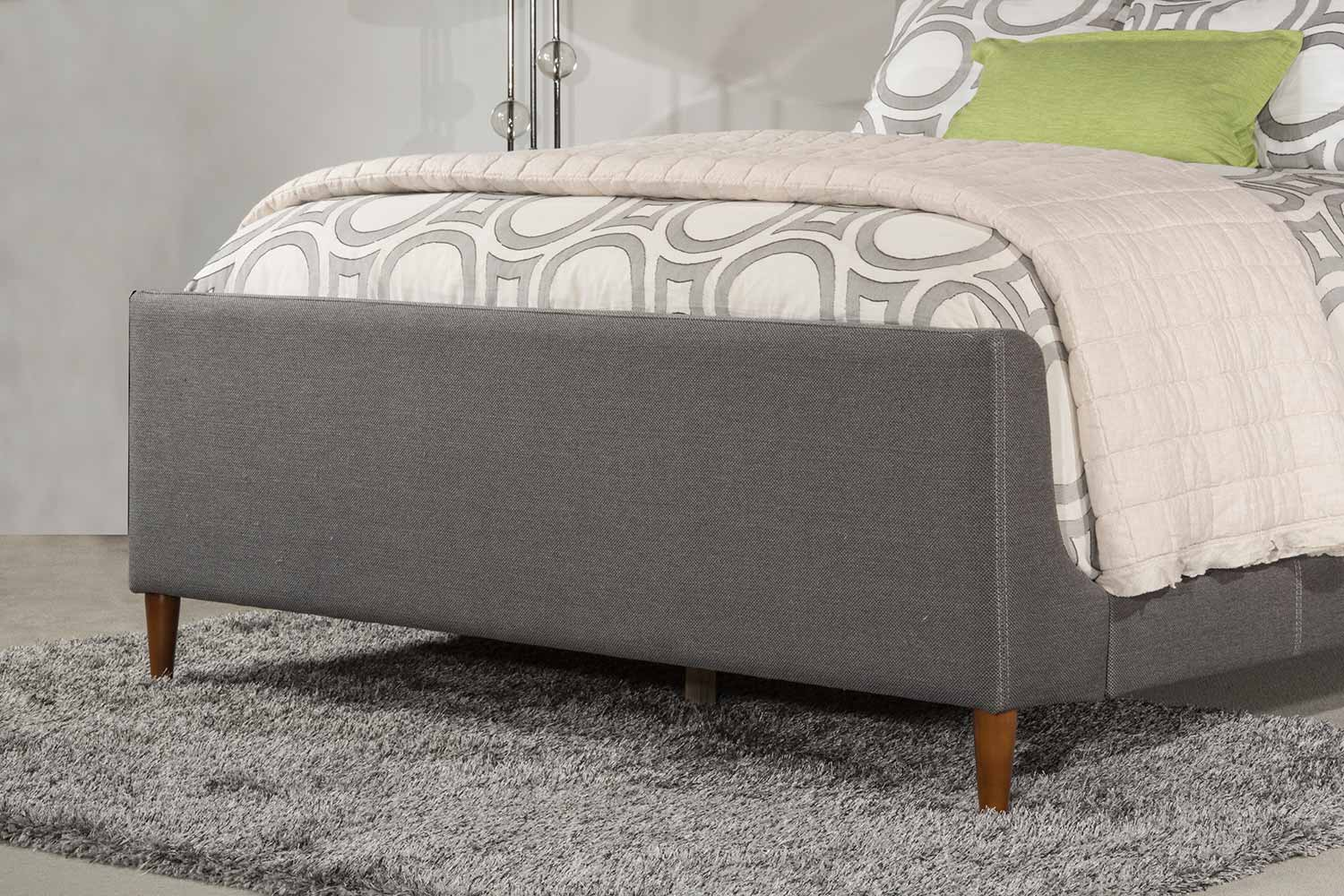 Hillsdale Denmark Bed - Dove Gray