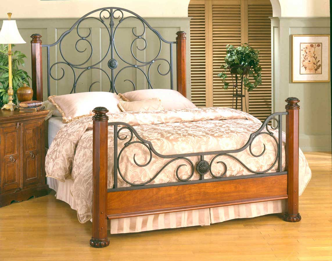 Cheap Hillsdale Furniture Leland Bed