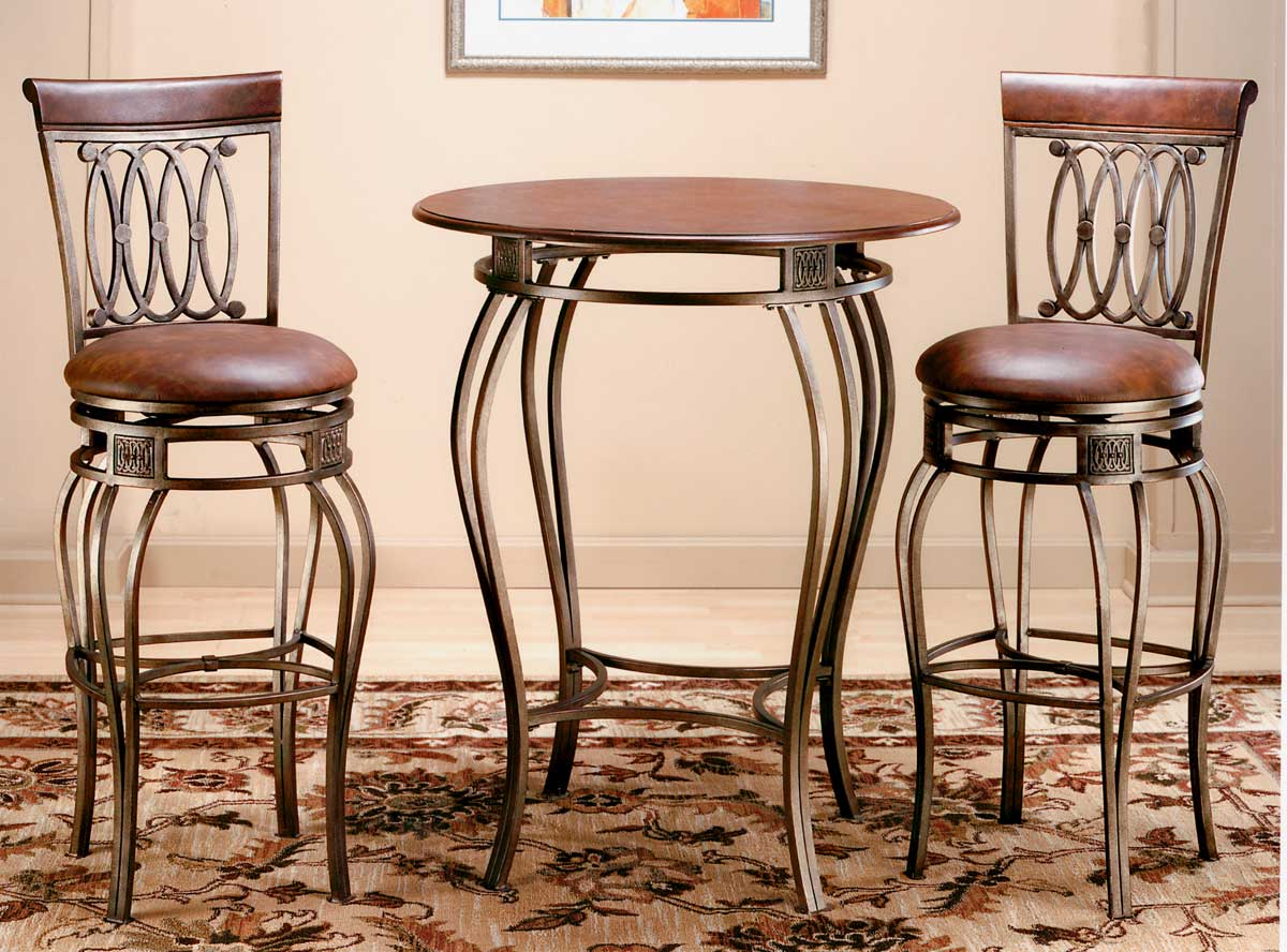Hillsdale Montello Bistro Table 41550 1 Homelement Com