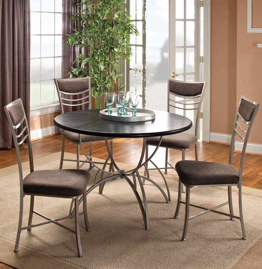 Hillsdale Amherst 5-Piece Round Dining Collection
