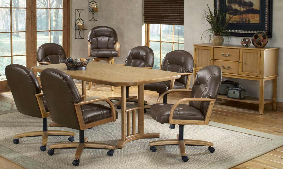 Hillsdale Covington 7-Piece Dining Collection