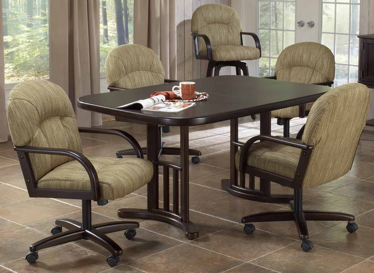 Hillsdale Versailles 7-Piece Dining Collection