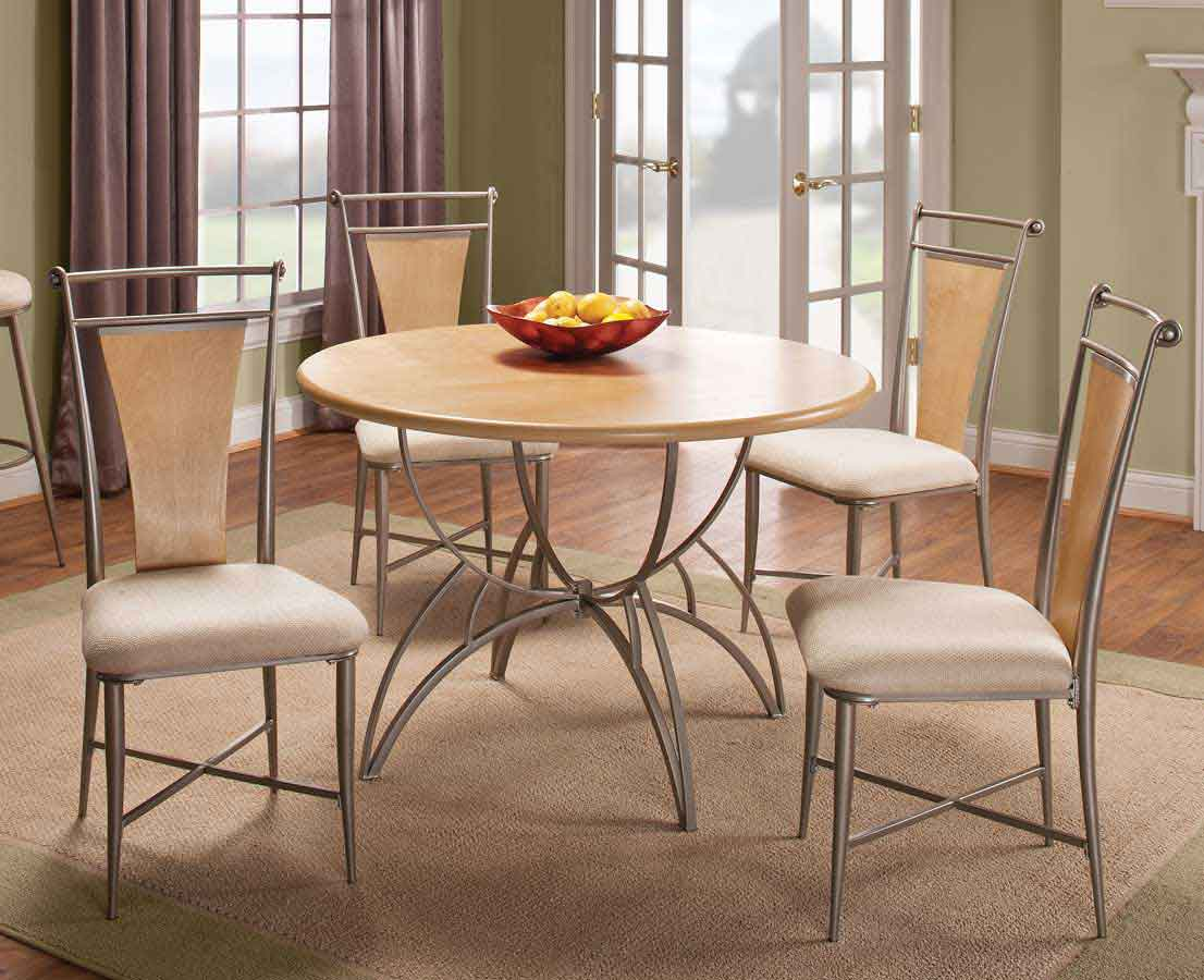 Hillsdale London Round Dining Collection