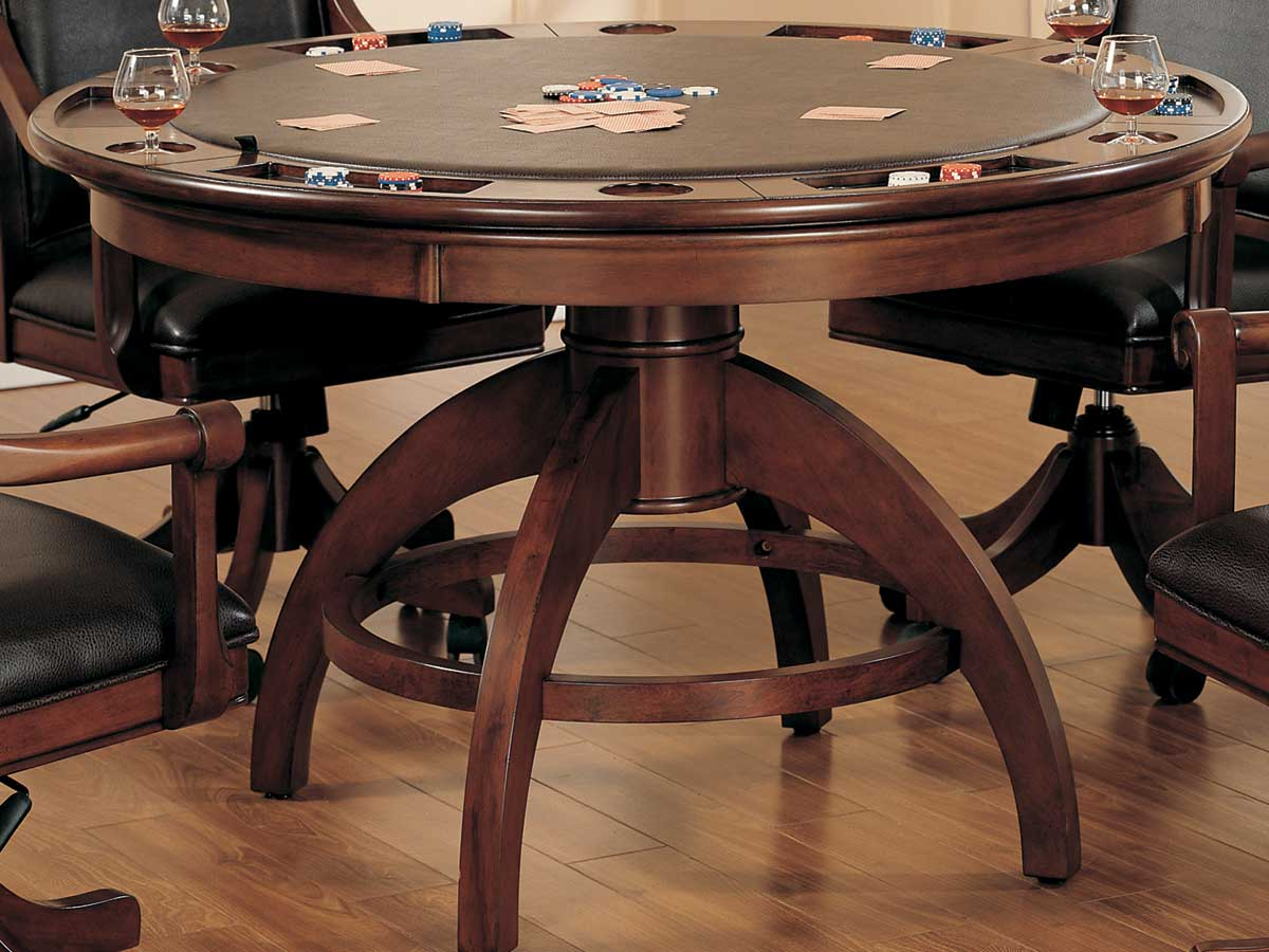 Hillsdale Palm Springs Game Table Collection Hd 4185gtbc At