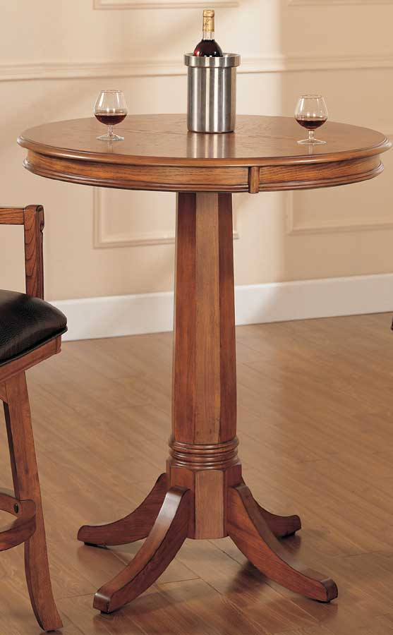 Hillsdale Park View Bar Height Table