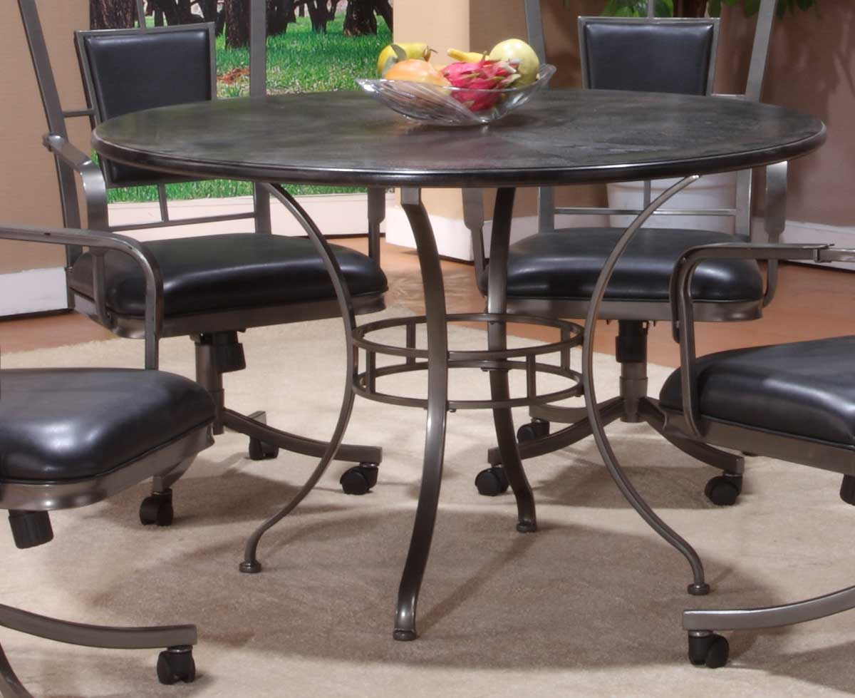Hillsdale Auckland Round Wood Dining Table