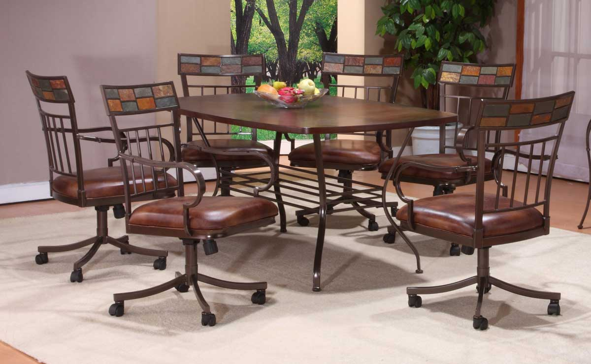 Hillsdale Montero Rectangle Dining Set