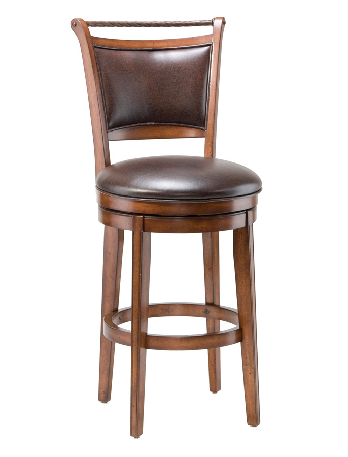 Hillsdale Calais Swivel Counter Stool