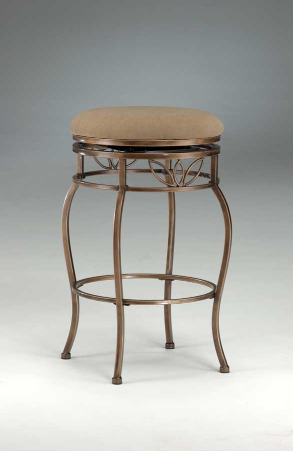Cheap Hillsdale Furniture Scottsdale Swivel Counter Stool – Backless