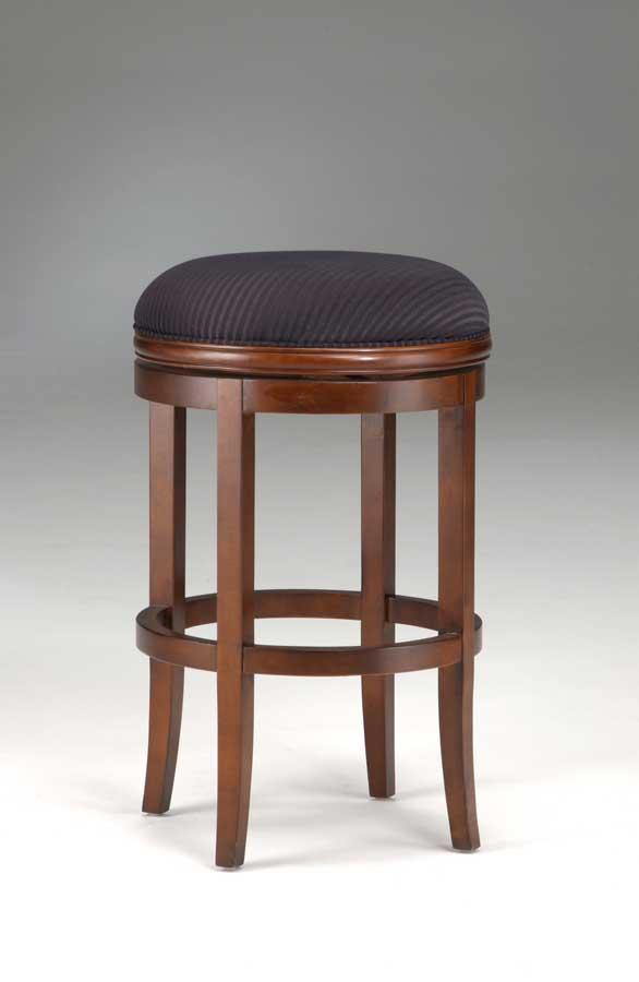 Cheap Hillsdale Furniture Oak View Backless Swivel Counter Stool – Cherry