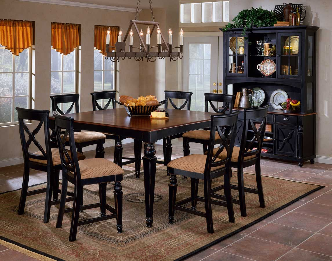 Hillsdale Northern Heights Counter Height Dining Collection