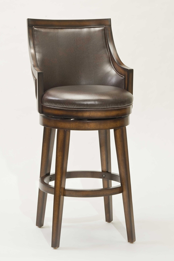 Hillsdale Lyman Swivel Counter Stool