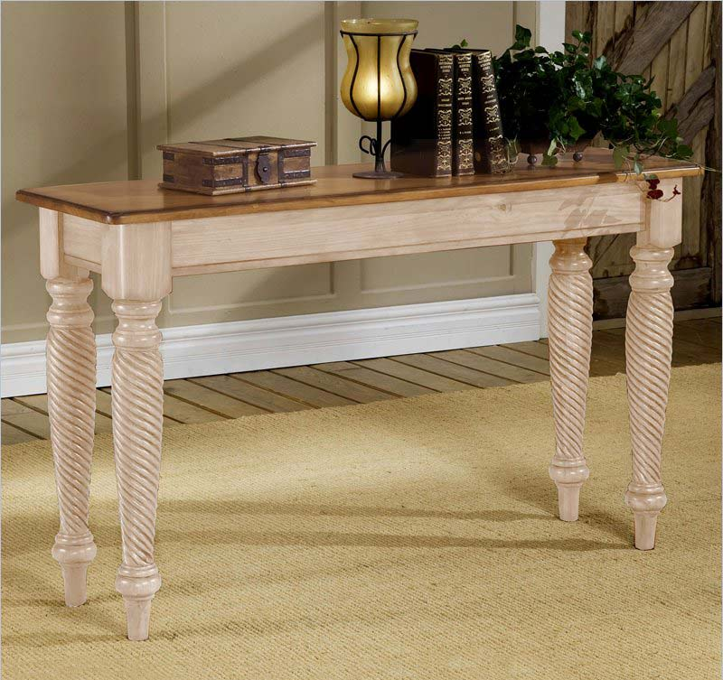 Hillsdale Wilshire Occasional Collection Antique White
