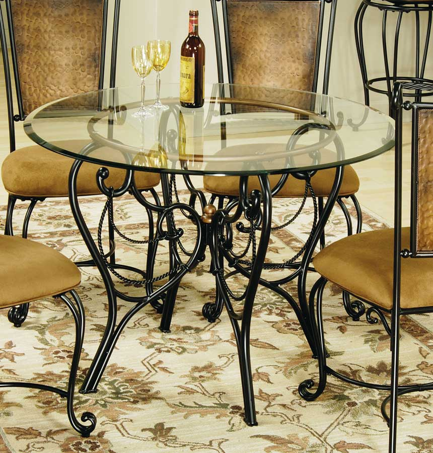 Hillsdale Milan Dining Collection D4527 Homelement Com
