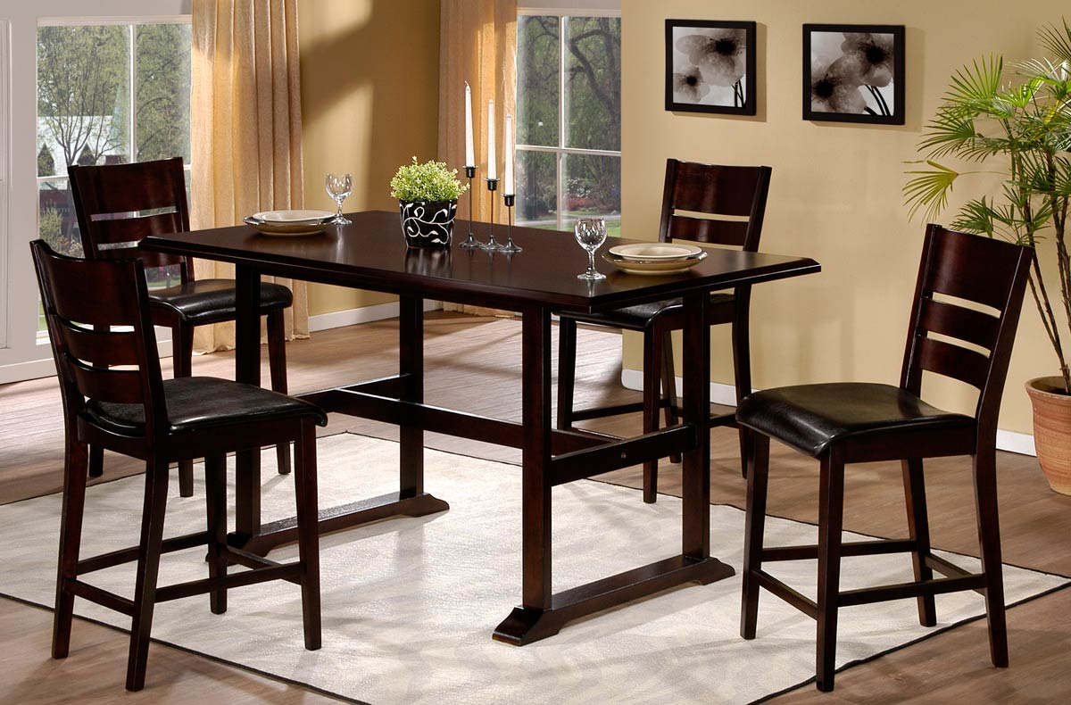 Hillsdale Whitfield Counter Height Dining Set