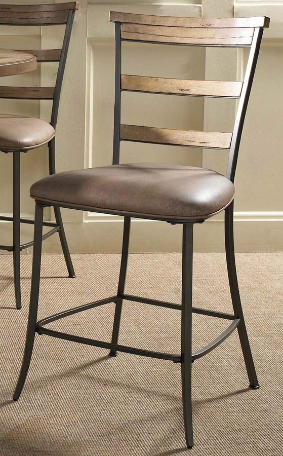 Hillsdale Charleston Ladder Back Stool