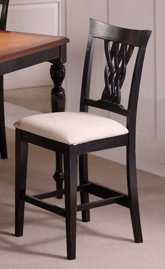 Cheap Hillsdale Furniture Embassy Non-swivel Counter Stool