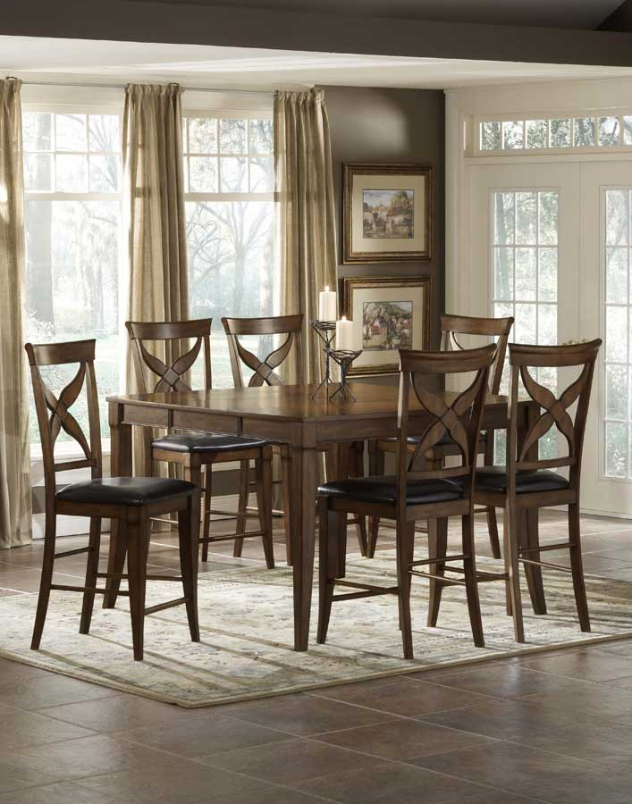 Hillsdale Chenoweth Counter Height Dining Collection