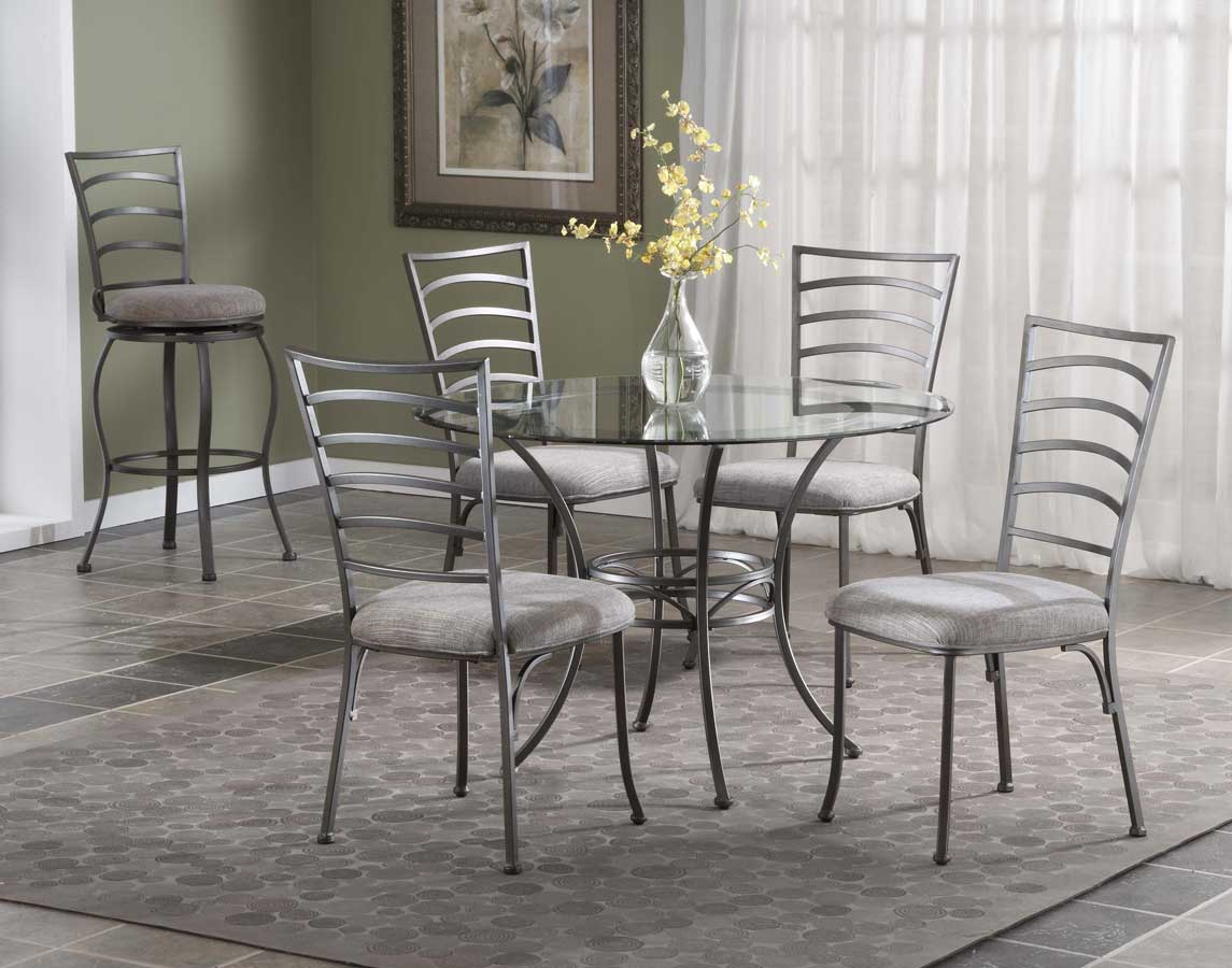 Hillsdale Abbington Metal Dining Collection
