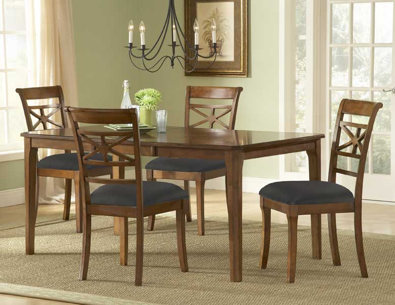 Hillsdale Kingstown Rectangular Dining Set