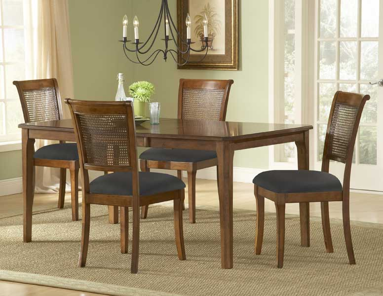 Hillsdale Preston Rectangular Dining Set