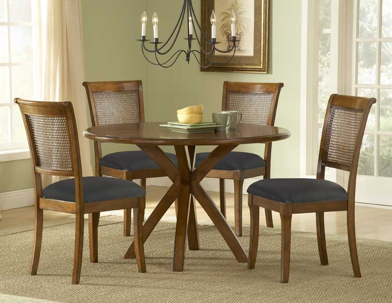 Hillsdale Preston Round Dining Set