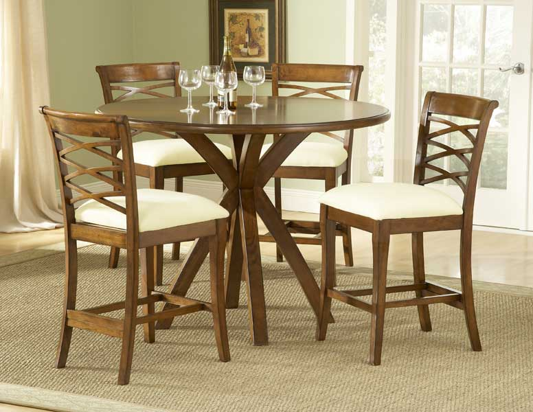 Hillsdale Tailored Collection Counter Height Dining Set