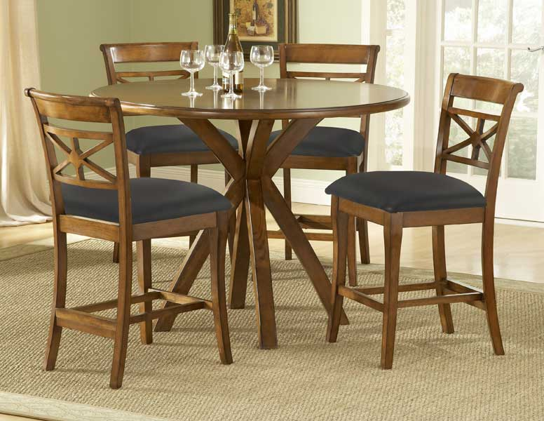 Hillsdale Kingstown Counter Height Dining Set