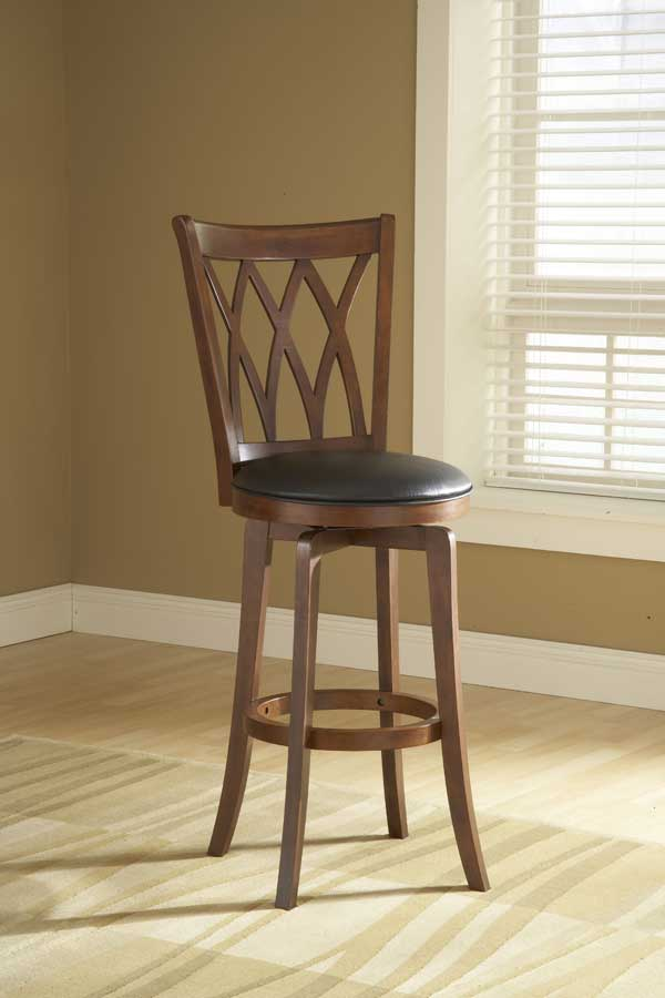 Hillsdale Mansfield Swivel Bar Stool Hd 4975 832 At