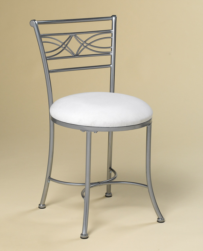 Hillsdale Dutton Vanity Stool Hd 50941 At Homelement Com
