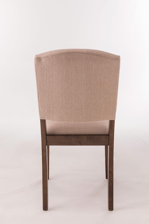 Hillsdale Emerson Parson Dining Chair - Brown