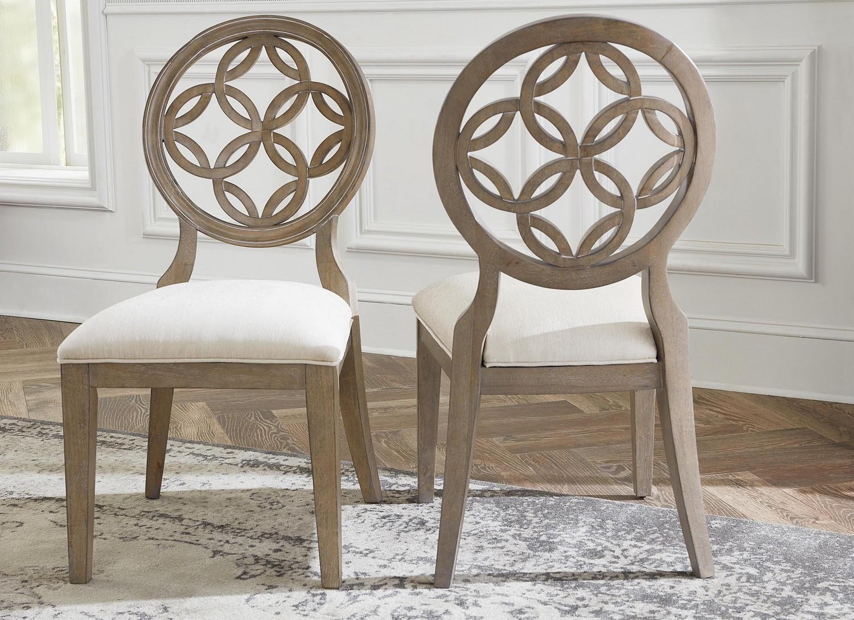 Hillsdale Savona Dining Chair - Vintage Gray
