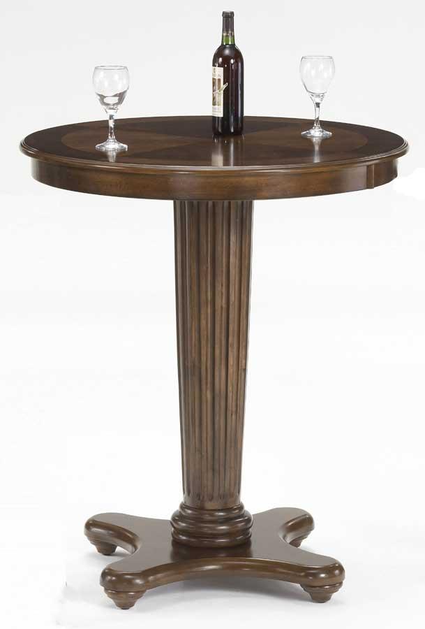Hillsdale Ambassador Bistro Bar Height Table 6124PTB