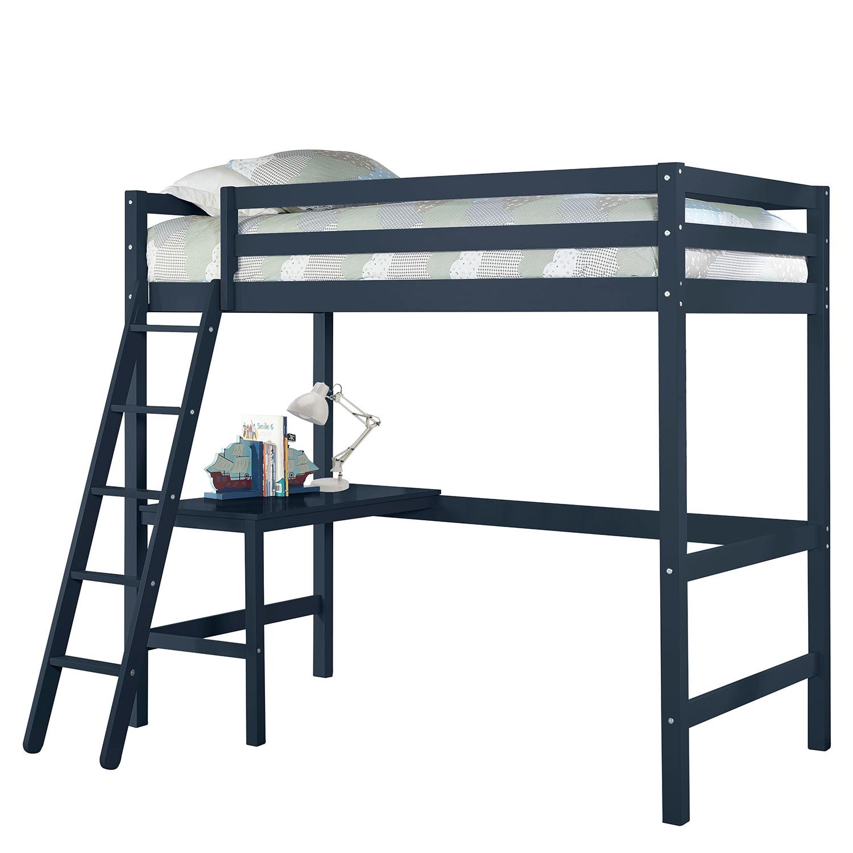 Hillsdale Caspian Twin Loft Bed - Navy