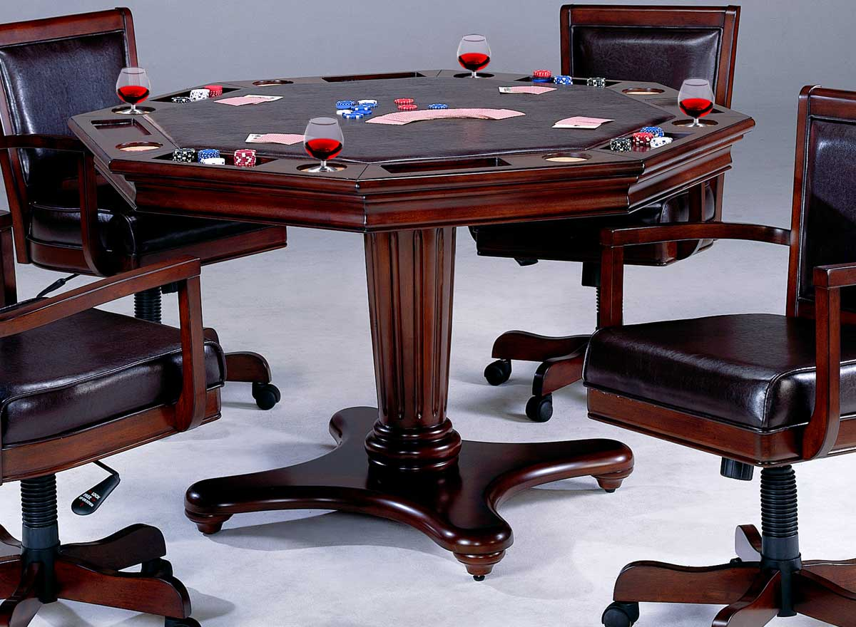 Cheap Hillsdale Furniture Ambassador Game Table