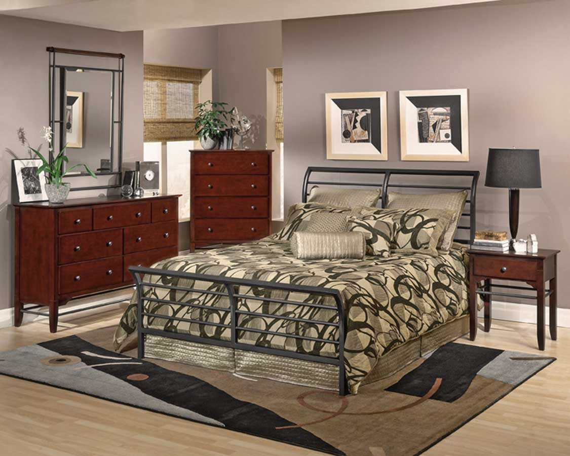 Hillsdale Mid-town Contemporary Bedroom Collection