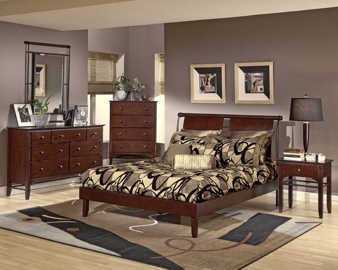 Hillsdale Mid-town Platform Bedroom Collection