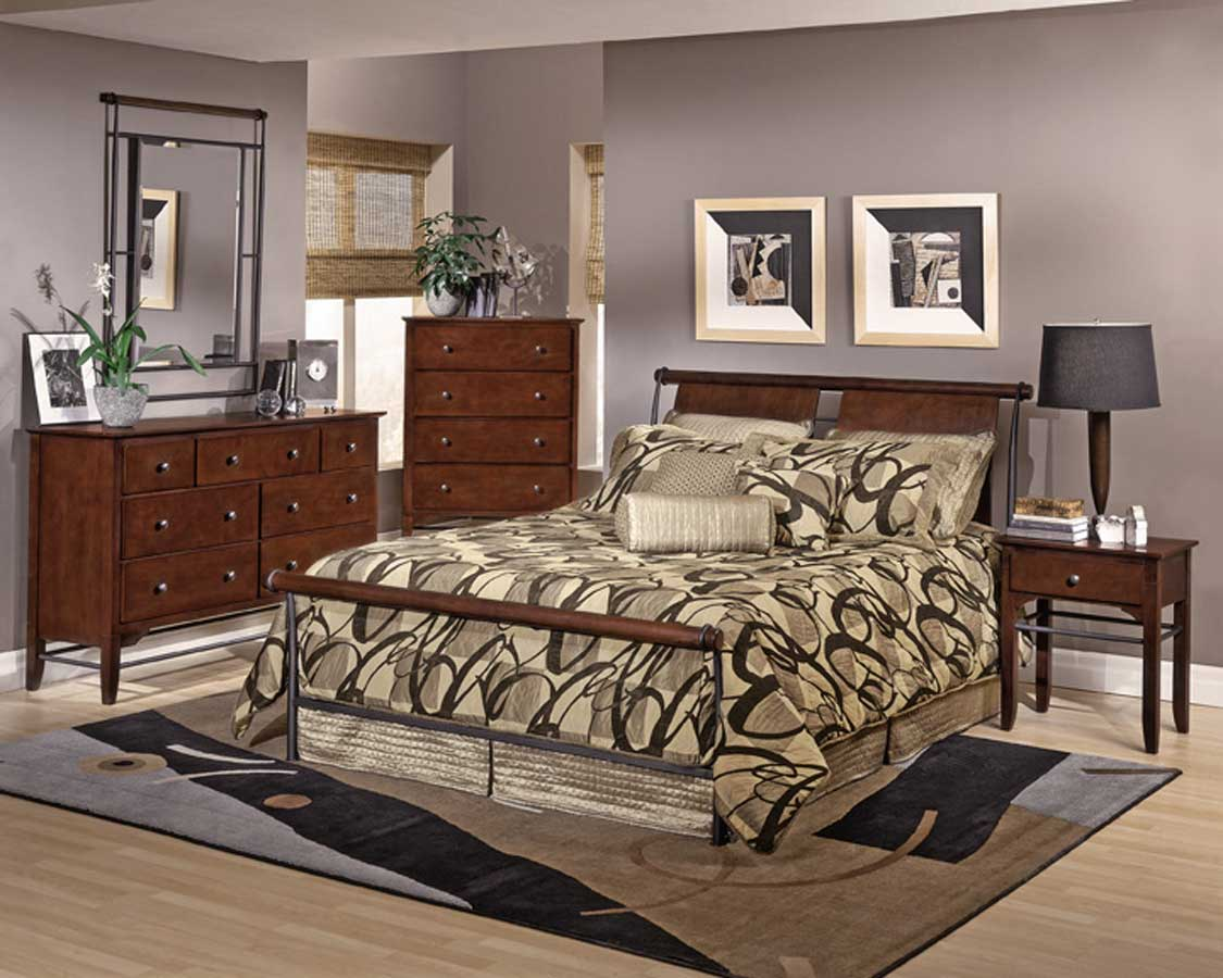 Hillsdale Mid-town Sleigh Bedroom Collection