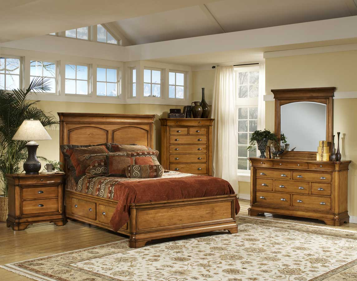 Hillsdale Lafayette Panel Bedroom Collection with Storage