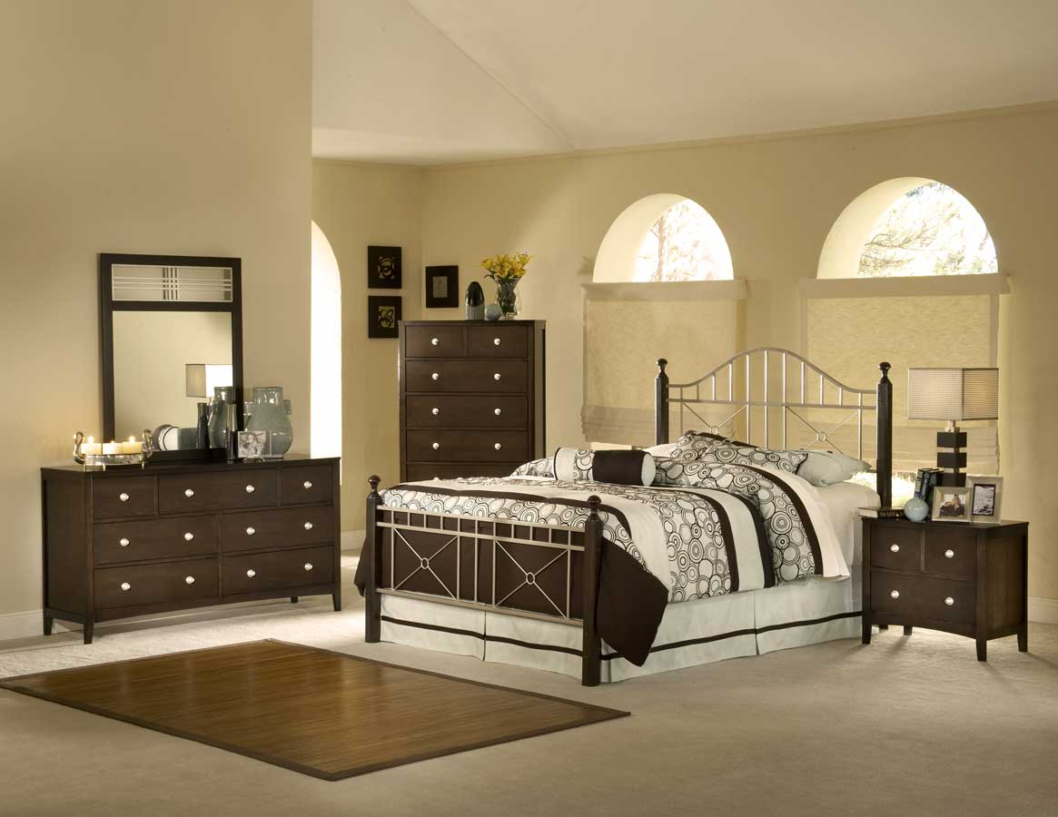 Hillsdale Campton Bedroom Set