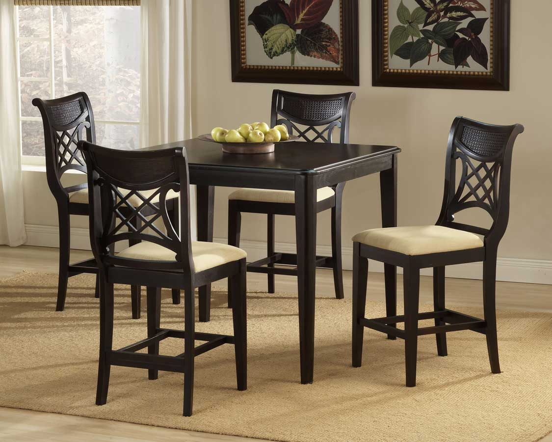 Hillsdale Glenmary Counter Height Dining Collection - Dark Cherry